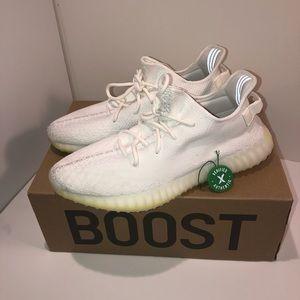 Yeezy 350s Cream White